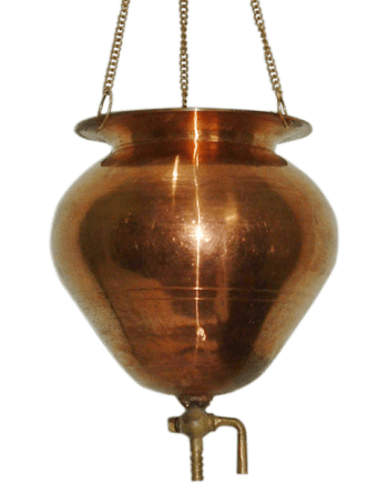 Shirodhara Pot